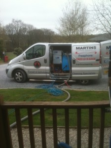 Carpet cleaning Devon at Fingle Glen EX6 Tedburn St Mary