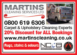 Carpet cleaning Exmouth Devon