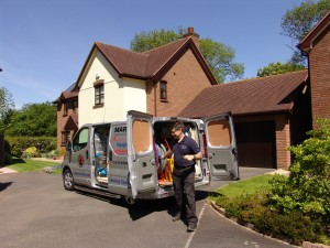 Carpet cleaning Devon